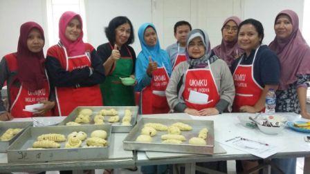 Foto Peserta Roti Bakery